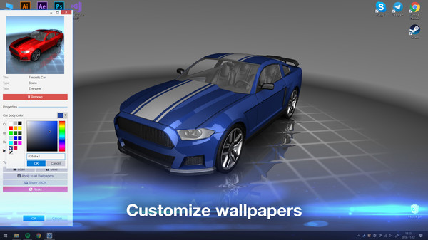 Wallpaper Engine Download for free